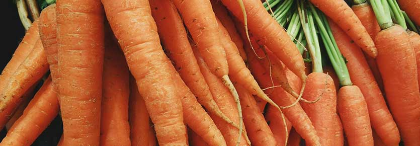 I LOVE CARROTS! Here are 10 Fun Facts about them