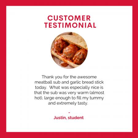 Customer Testimonial 3.1